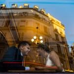 Tiempo para un café en París.  © Booda Fotografía