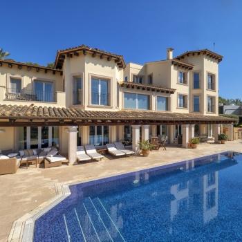 Villa a Bendinat