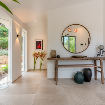 Interiors casa a Santa Ponça
