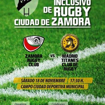 Rugby I trofeo Ciudad de Zamora