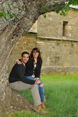Entre Castaños centenarios. La Alcobilla, Sanabria, Zamora