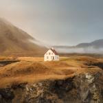Solitary House (Snaefellsness Peninsula - 2015)
