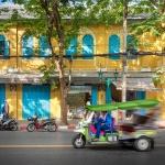TukTuk en Bangkok | Fotografía de Viaje en Thailandia, Dani Vottero