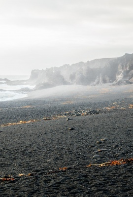 Black Foggy Beach (Snaefellsnes Peninsula - 2015)