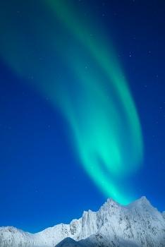 Volcán de luz