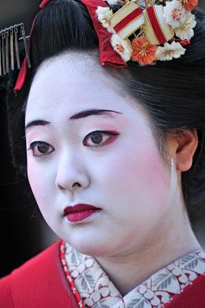 Maiko, Japón