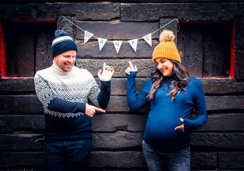 Fotos originales de embarazada
