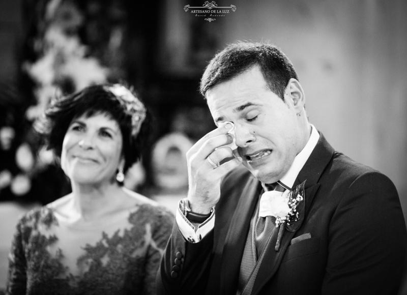 Artesano de la Luz - Emociones en una boda en Ciudad Rodrigo