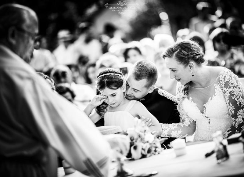 Artesano de la Luz - Emociones en una boda civil en Aldea Tejera Negra