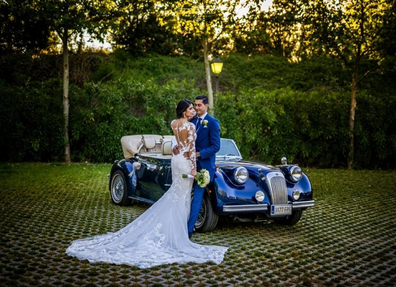 Artesano de La Luz - Foto de boda en la Quinta de Jarama