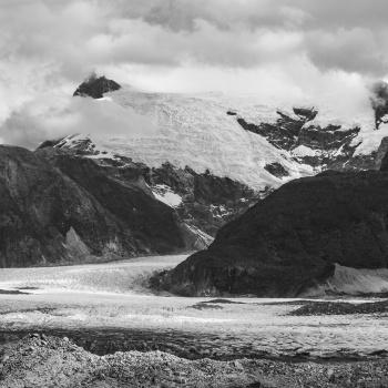 Ladera noreste del Monte San Valentín, en la región de Aysén del General Carlos Ibáñez del C ampo,Chile
