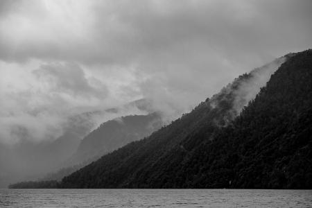 Lago Pirihueico.