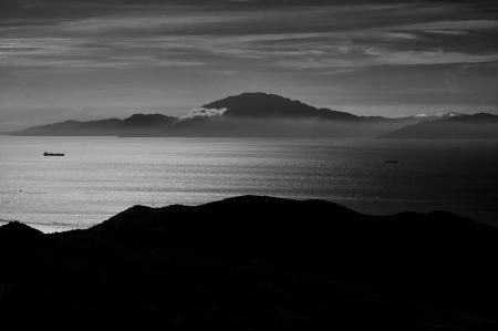 Mirador del Estrecho, Tarifa, España.