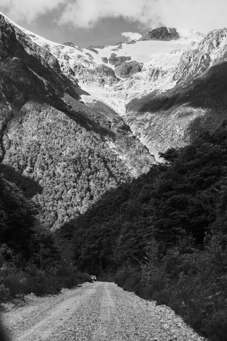 Carretera Austral. Aysén.