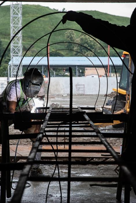 CONSTRUCTION (PHOTO DOCUMENTATION)