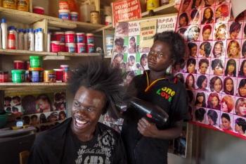 One Love. Uganda 2011.