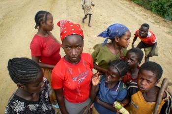 Otra forma de mirar. Etiopía 2008.
