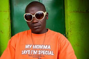 Mi madre dice que soy especial. Uganda 2011.