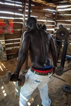 Fuerza e Ingenio. Uganda 2011.