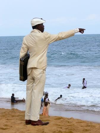 El descubrimiento de África. Benín 2010.