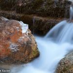 Hielo y agua