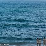 Mirando el mar