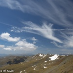 Pyrenees Sky