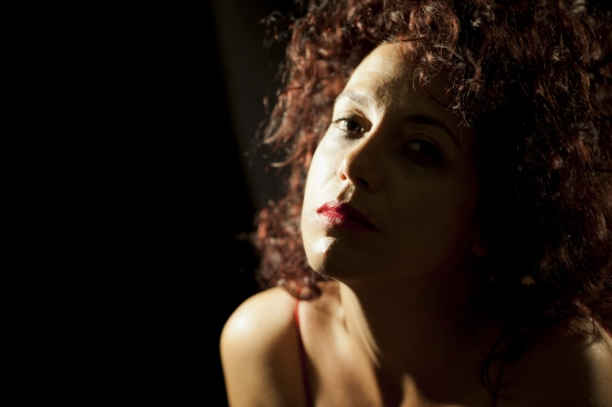 Laura de la Uz, actress