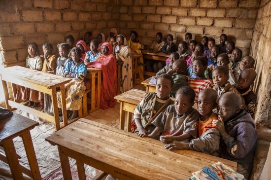 Escuela, Mauritania