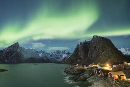 Hamnoy, Norway