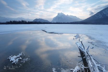 Banff, Vermilion Lake