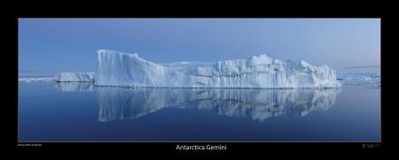 Brown Bluff, Antarctica Gemini