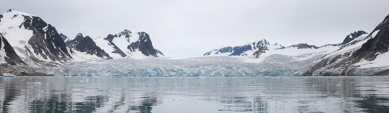 Glaciar Svitjodbreen, Svalbard