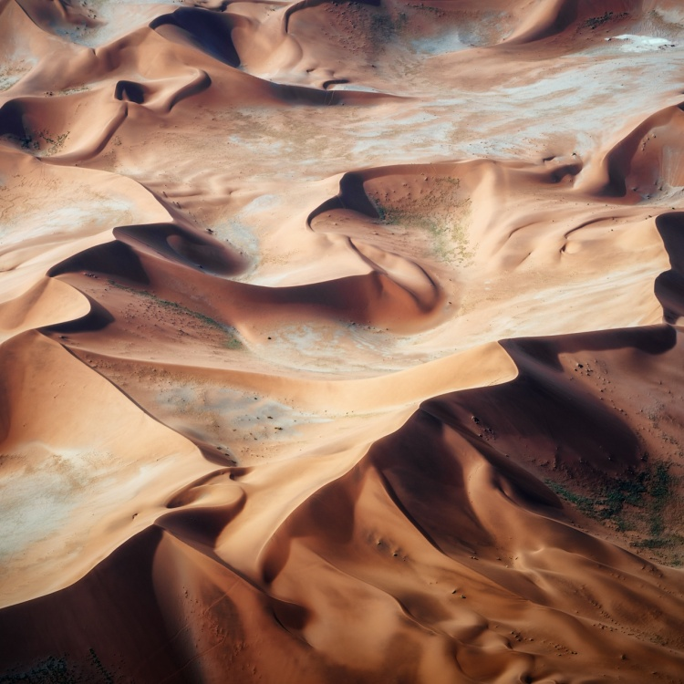 Sand waves - Namib