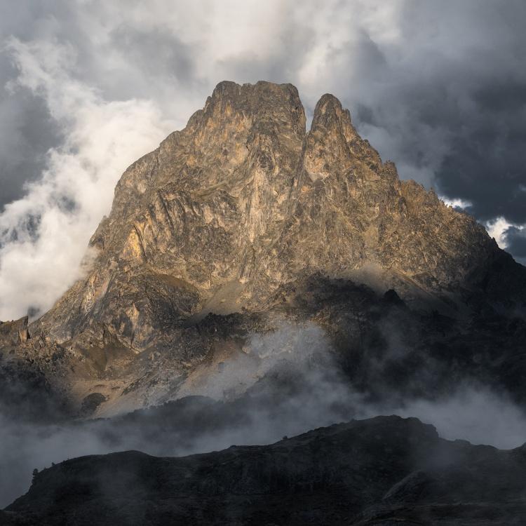 Pic du Midi de Ossau