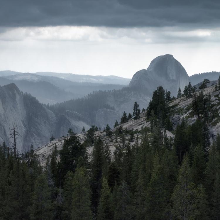 Half Dome (Yosemite N.P)