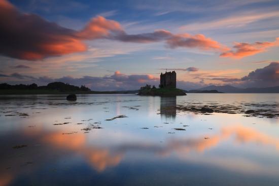 Castillo Escocia. Iñaki Bolumburu