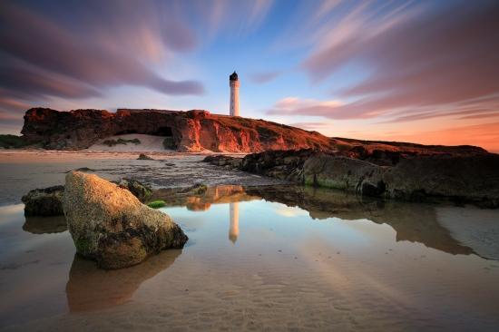 Faro Lossiemouth. Escocia. Iñaki Bolumburu