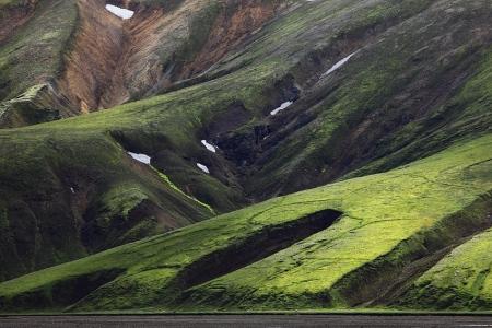 Landmannalaugar, Reserva Natural de Fjallabak, Islandia