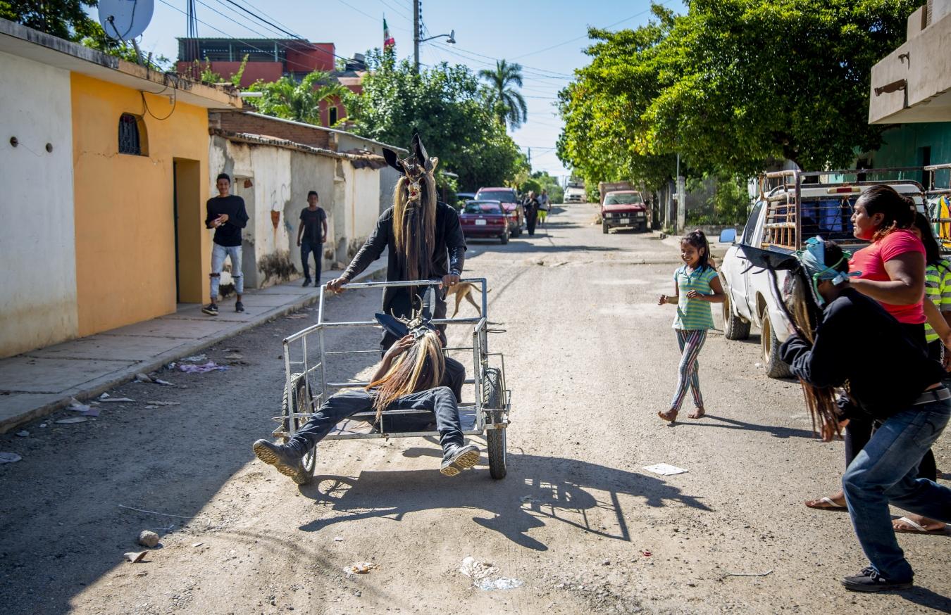 LA DANZA DE LOS DIABLOS - JAIR CABRERA, Photography