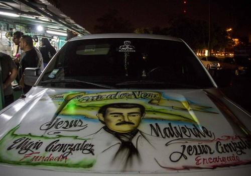 Jesús Malverde el santo de los narcos