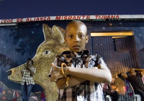 Tijuana y Mexicali; refugio para haitianos