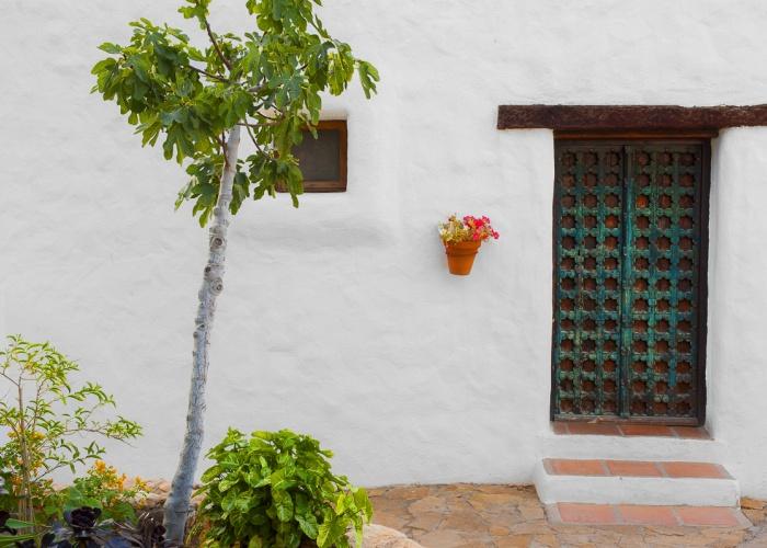 Patio Casa Rural