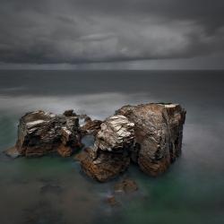 as-catedrais (Asturias) rocas