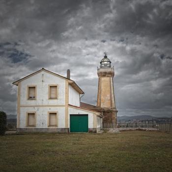 Faro del cabo Peñas