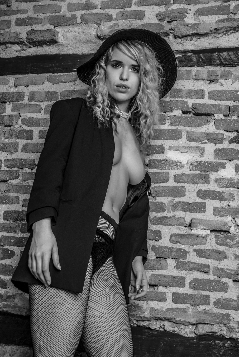 Acceso gratuito - Desnudo, semidesnudo y boudoir. Fotografía por Javier Cuevas