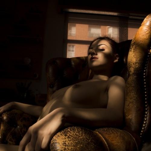 Delaia erotic: Couch. NEW. 10 Pics