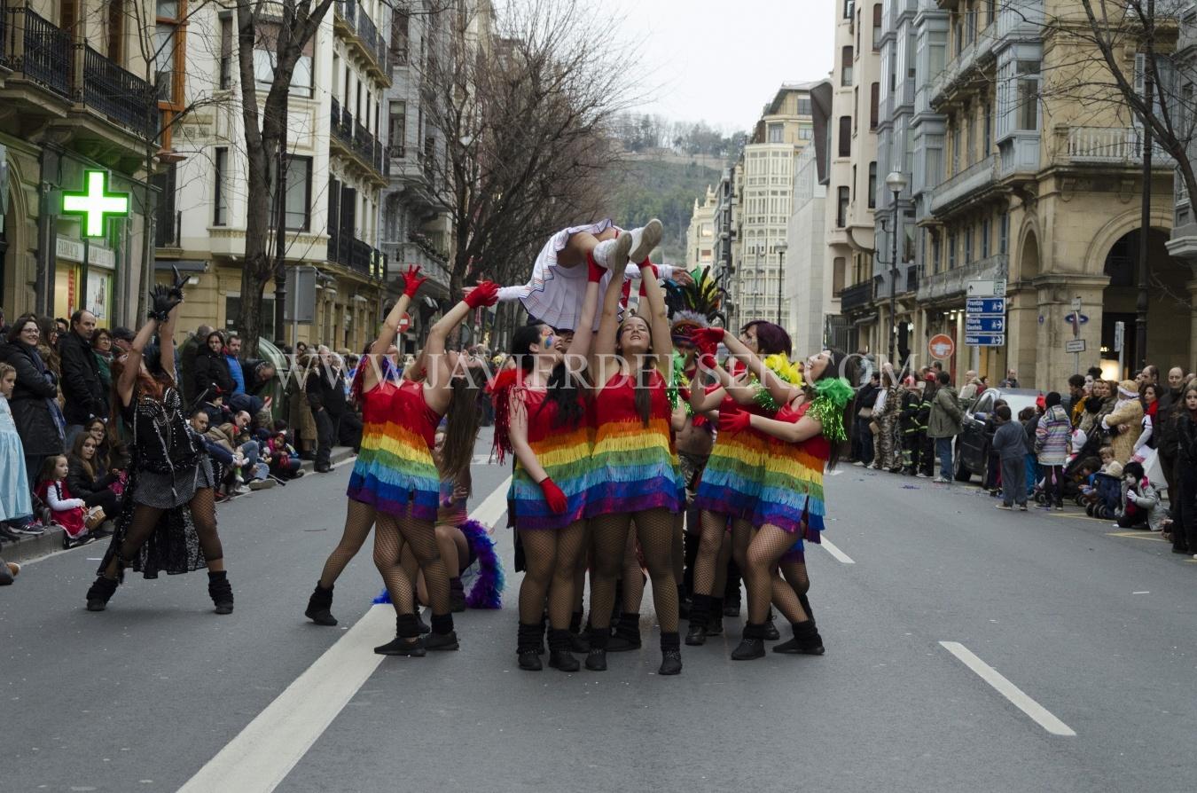 2016 Desfile Sábado - Javier Del Ser, Fotografía