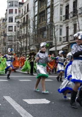 2014 Desfile Domingo e infantil