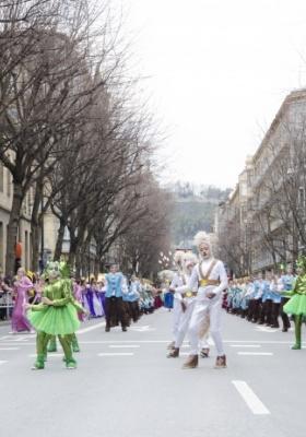 2016 Desfile Sábado